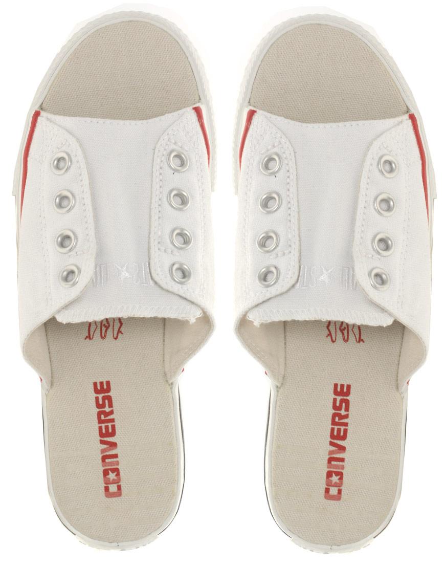 converse sandale