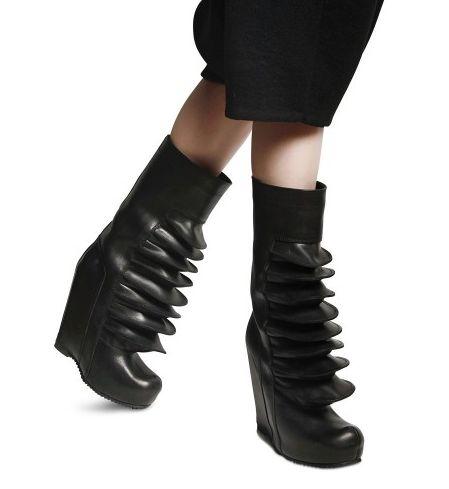 Chaussures - Bottines Rick Owens aUfGvX