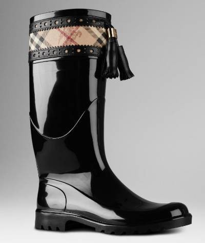 bottes de pluie burberry ce sont celles que je pr f re. Black Bedroom Furniture Sets. Home Design Ideas